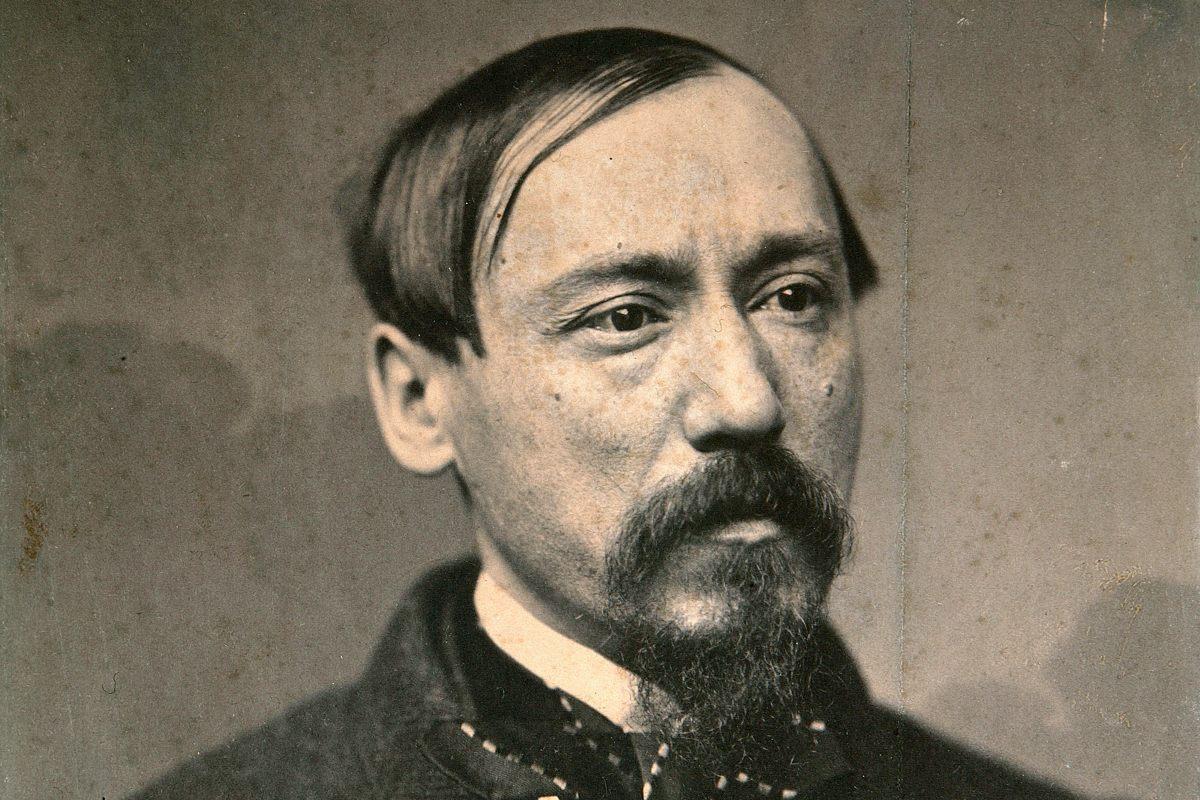 Николай Некрасов был картежником, выиграл у купца Феклу, с которой не расставался до конца дней Вдохновение,История,Литература,Любовь,Поэты