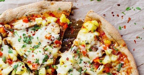 11 потрясающих рецептов диетической пиццы. Минимум калорий — максимум удовольствия!