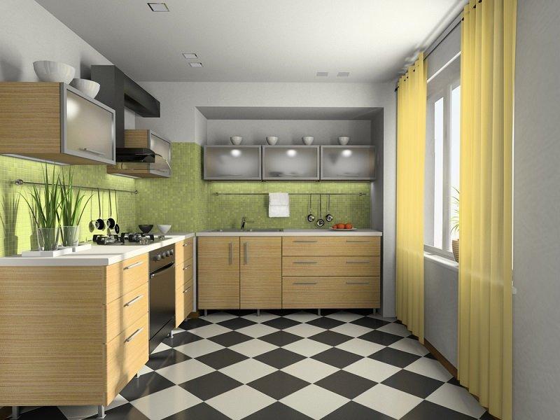 свежая кухня фото
