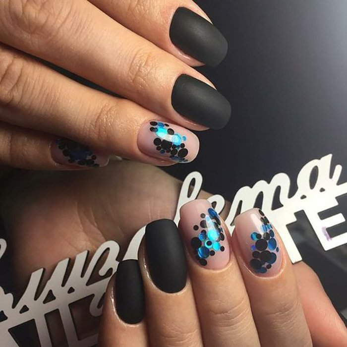 дизайн ногтей — 2017 года