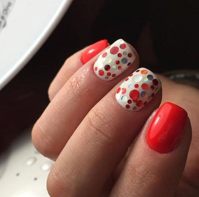наращивание и дизайн ногтей