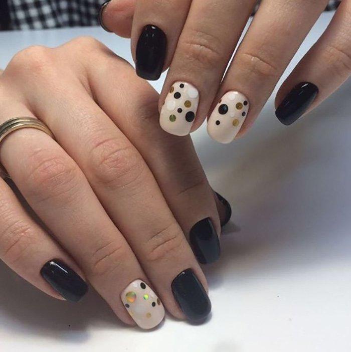 коррекция и дизайн ногтей