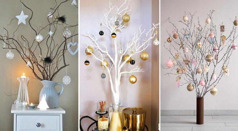 как украсить дерево на новый год