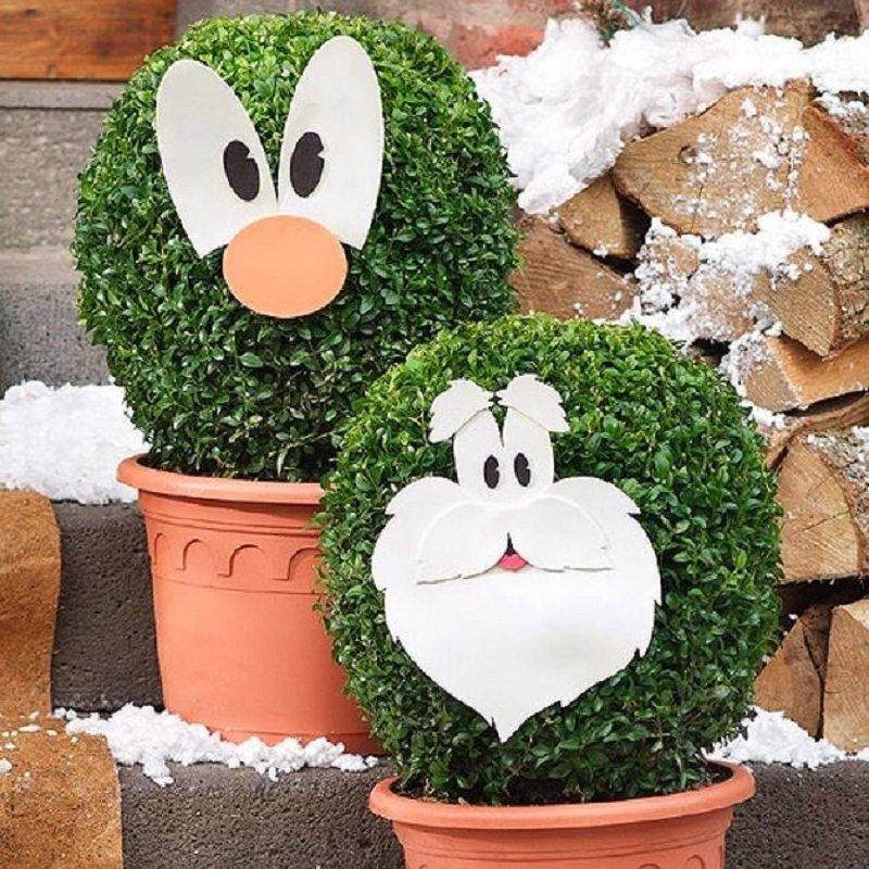 как украсить дом к рождеству