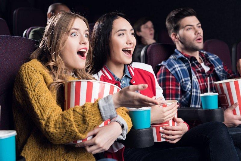 новые зарубежные фильмы 2018 года