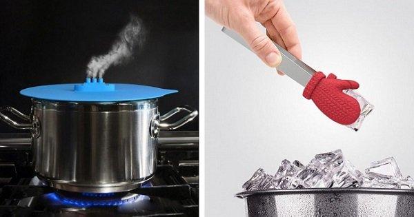 Вот так выглядит кухня будущего! Чертовски крутые кухонные приспособления, сделанные с душой.