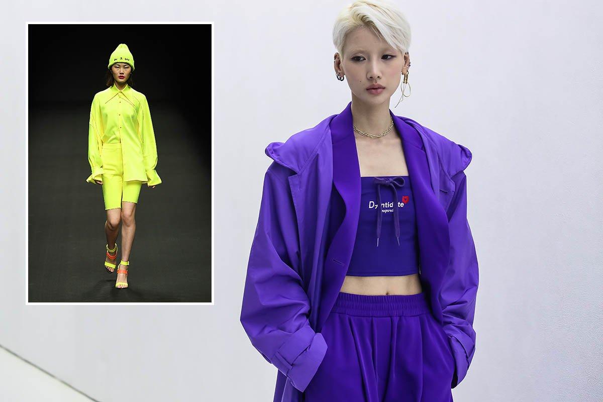 Какие фасоны с показов мод через пару месяцев заполнят все магазины Вдохновение,Советы,Вещи,Гардероб,Макияж,Мода,Одежда,Сочетание,Стиль,Тренды,Цвета