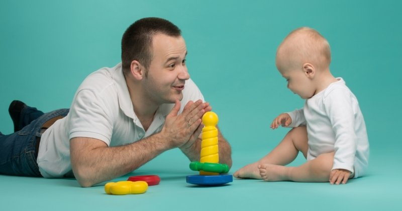 а нужен ли ребенку отец