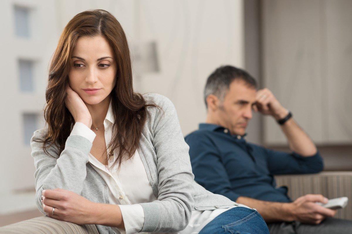 Супруг — любитель затаить обиду и надуться, даже когда совсем не прав