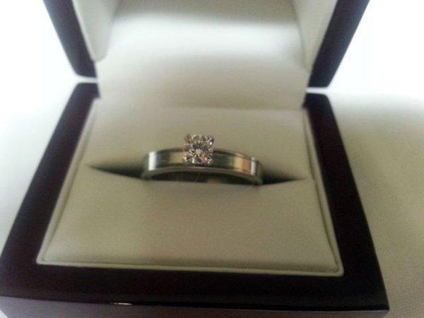 обручальное кольцо своими руками