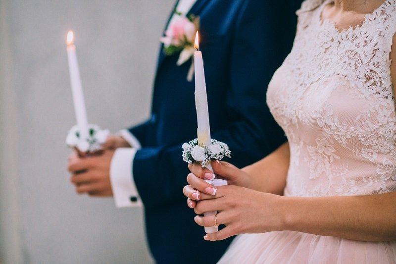 венчание свидетели