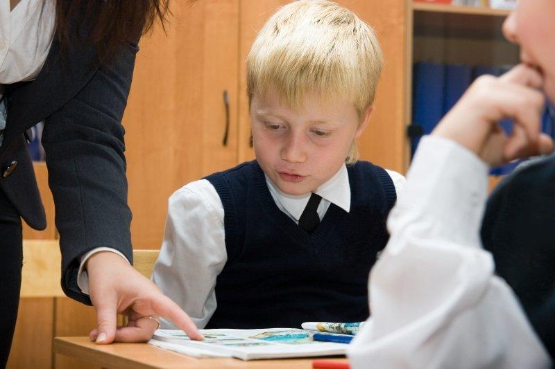 обучение школьников