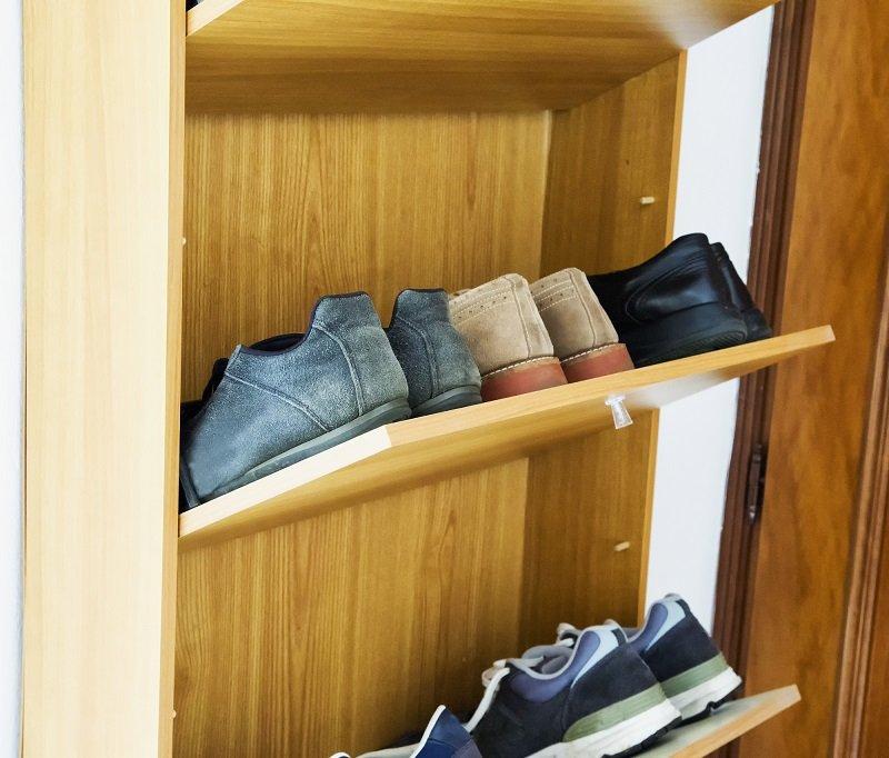 как аккуратно хранить обувь