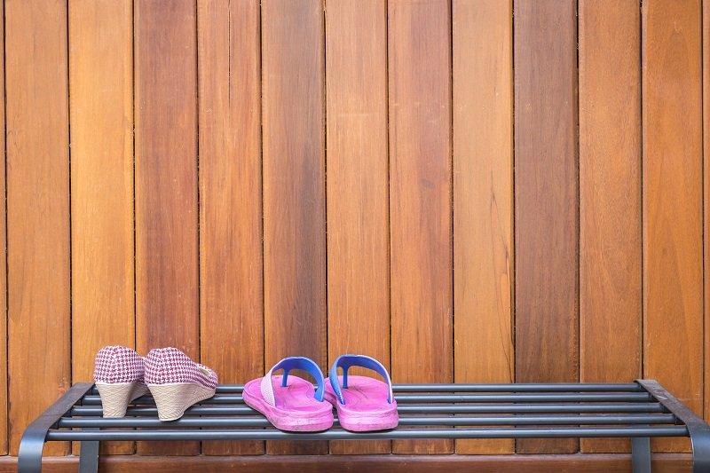 как правильно хранить обувь дома
