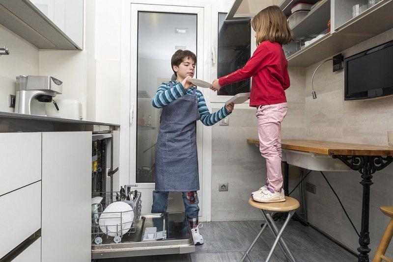 обязанности детей от 6 до 14 лет