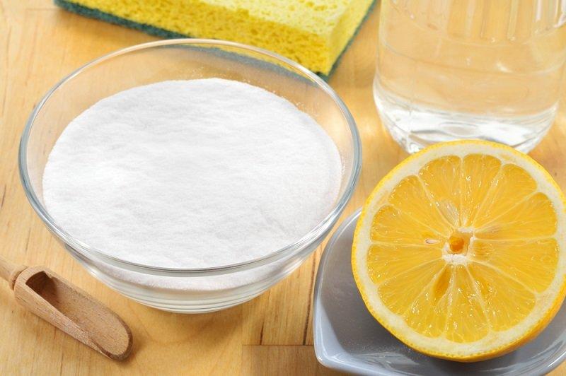 сода для посуды