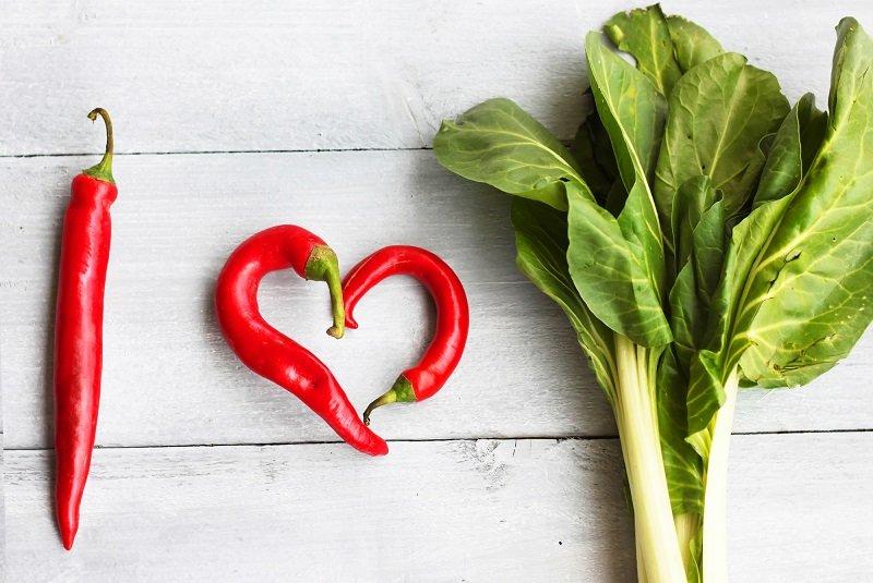 любовь к острой еде