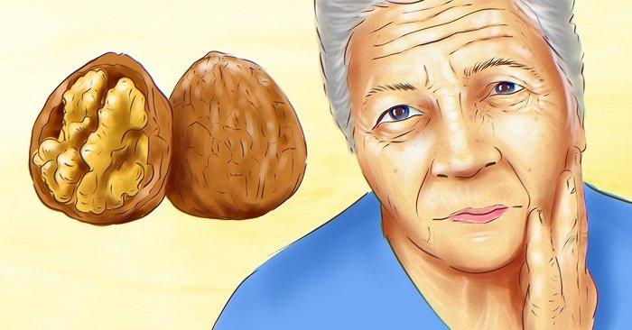 маска для лица с маслом грецкого ореха