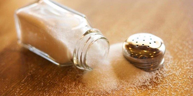 очищение кишечника соленой водой рецепт