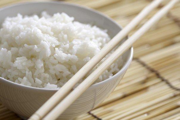 очищение рисом