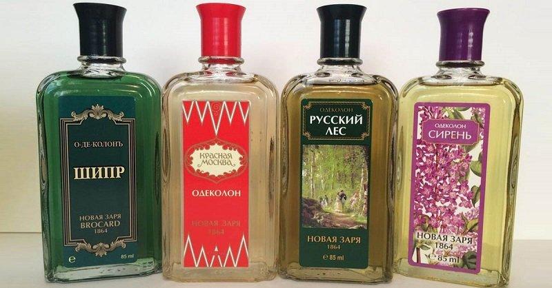 Чем дешевые одеколоны с советскими запахами манят современных хозяек