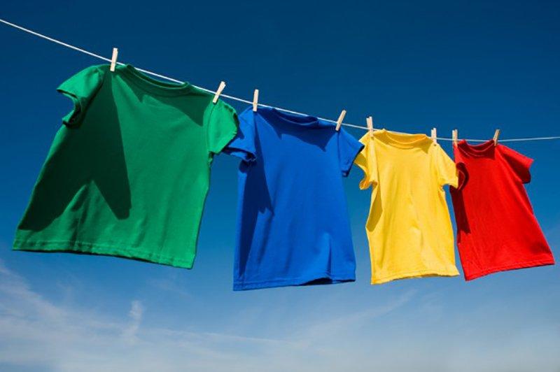 одежда окрасилась после стирки что делать