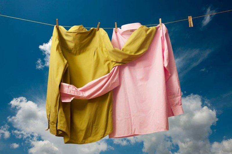 как сохранить цвет одежды