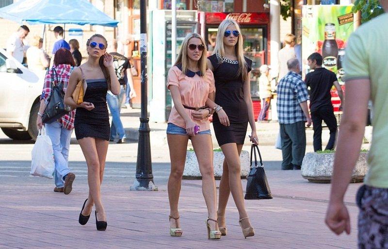 одежда русской женщины