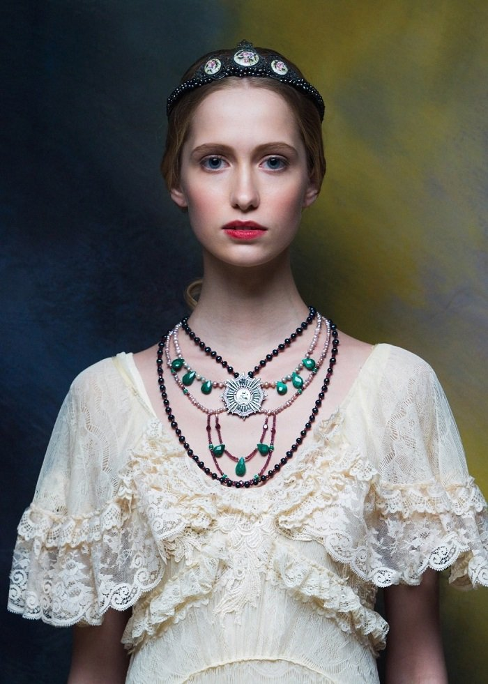 особенности русского стиля в одежде
