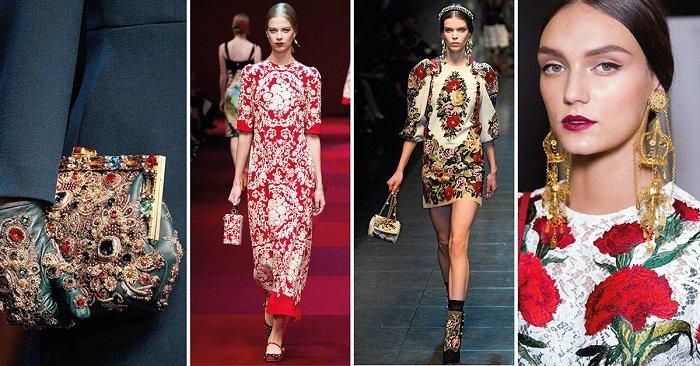 русский этнический стиль в одежде