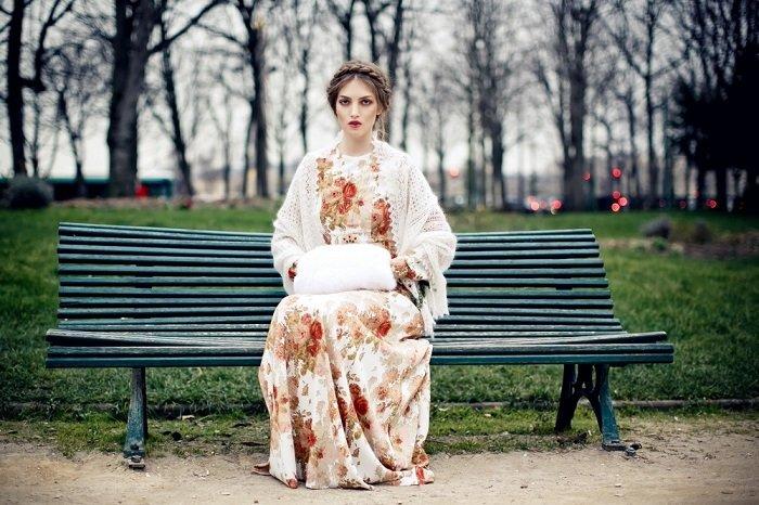 одежда в стиле а ля рус