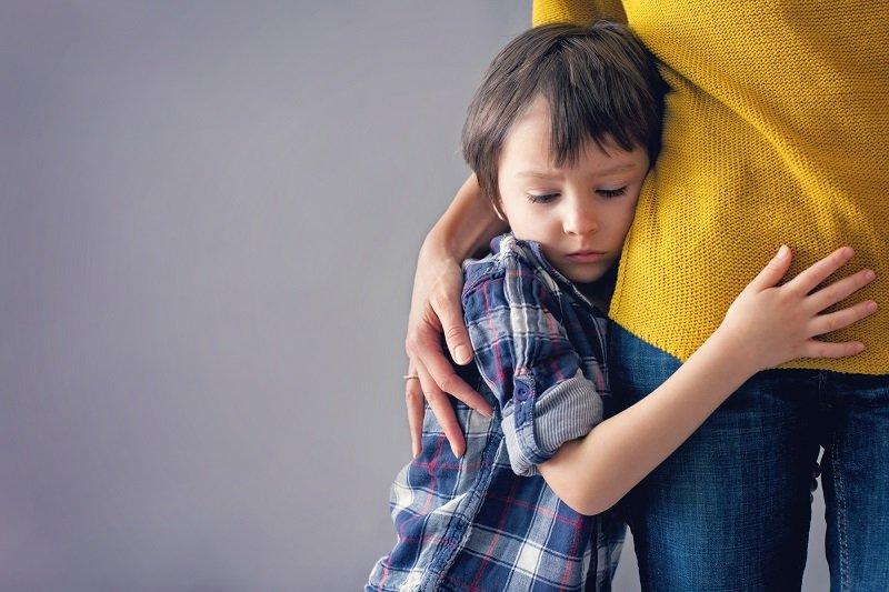 как растить ребенка без мужа