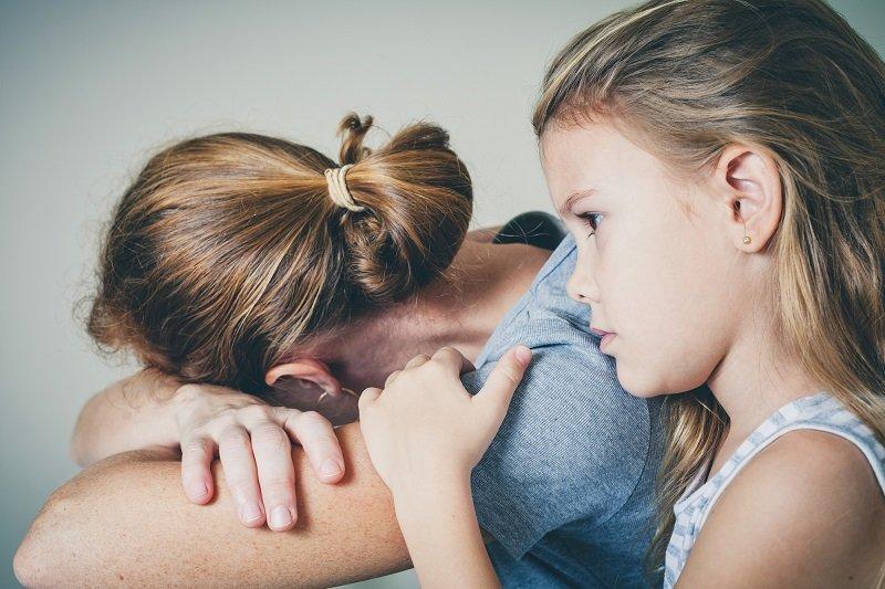 растить детей без мужа