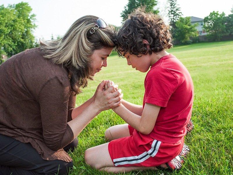 вырастить ребенка без мужа