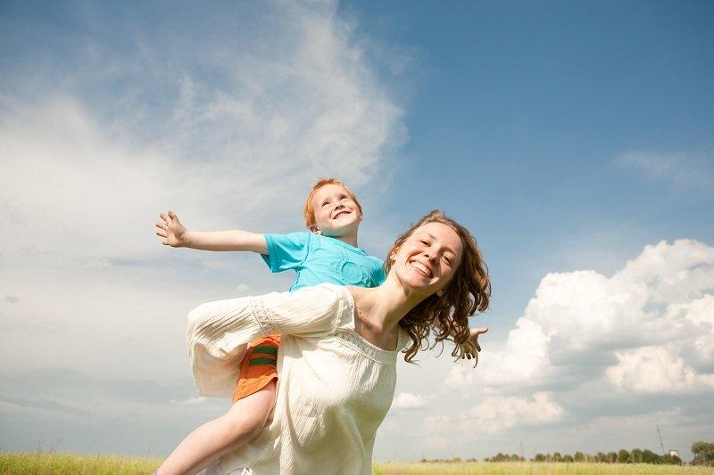 как воспитать ребенка без мужа