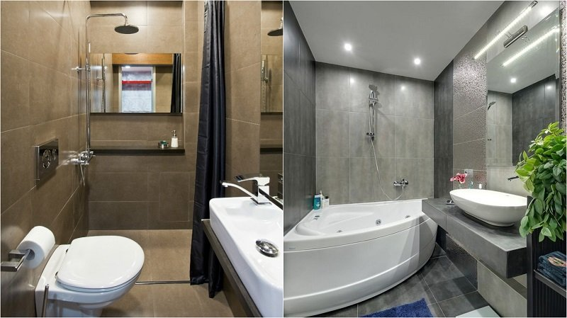 Новости PRO Ремонт - Ванная комната всего 5 кв. м? Не печалься, а воплощай эти грамотные идеи! дизайн маленькой ванной