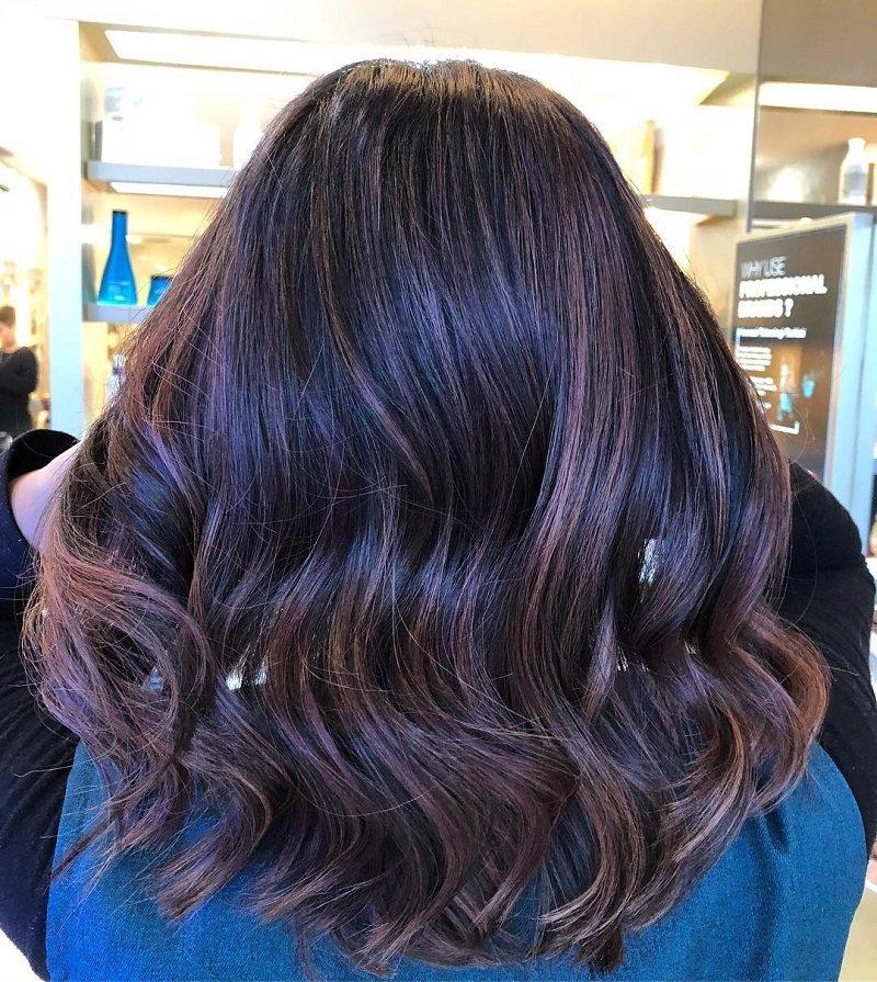 как покрасить волосы осень 2018