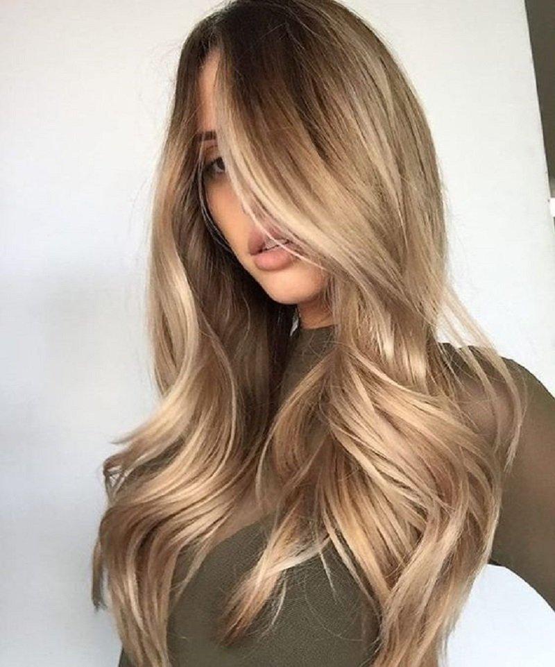 как необычно покрасить волосы