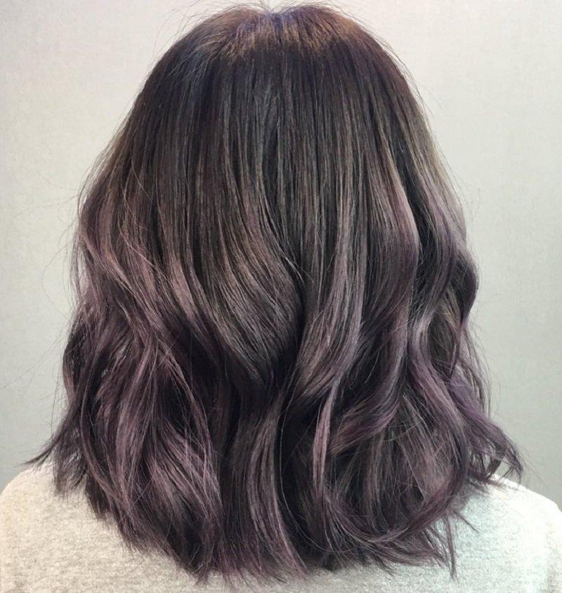как модно покрасить волосы 2019