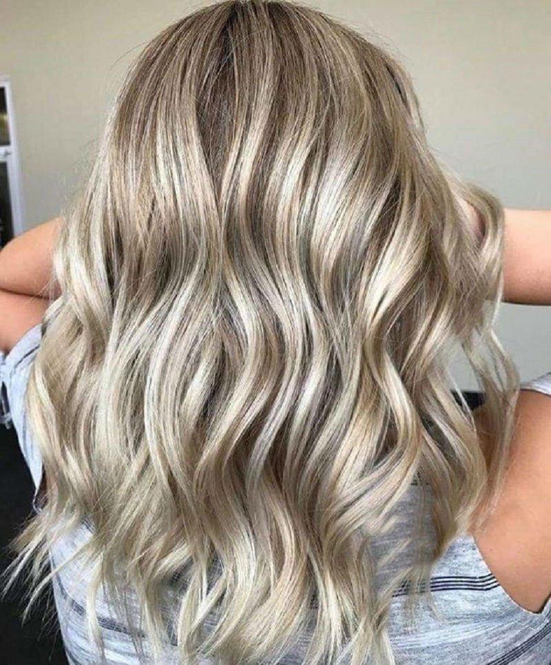 шиммер волосы