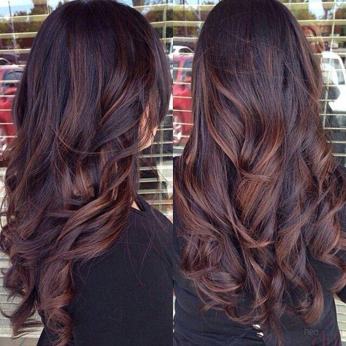 модные стрижки и окрашивание волос