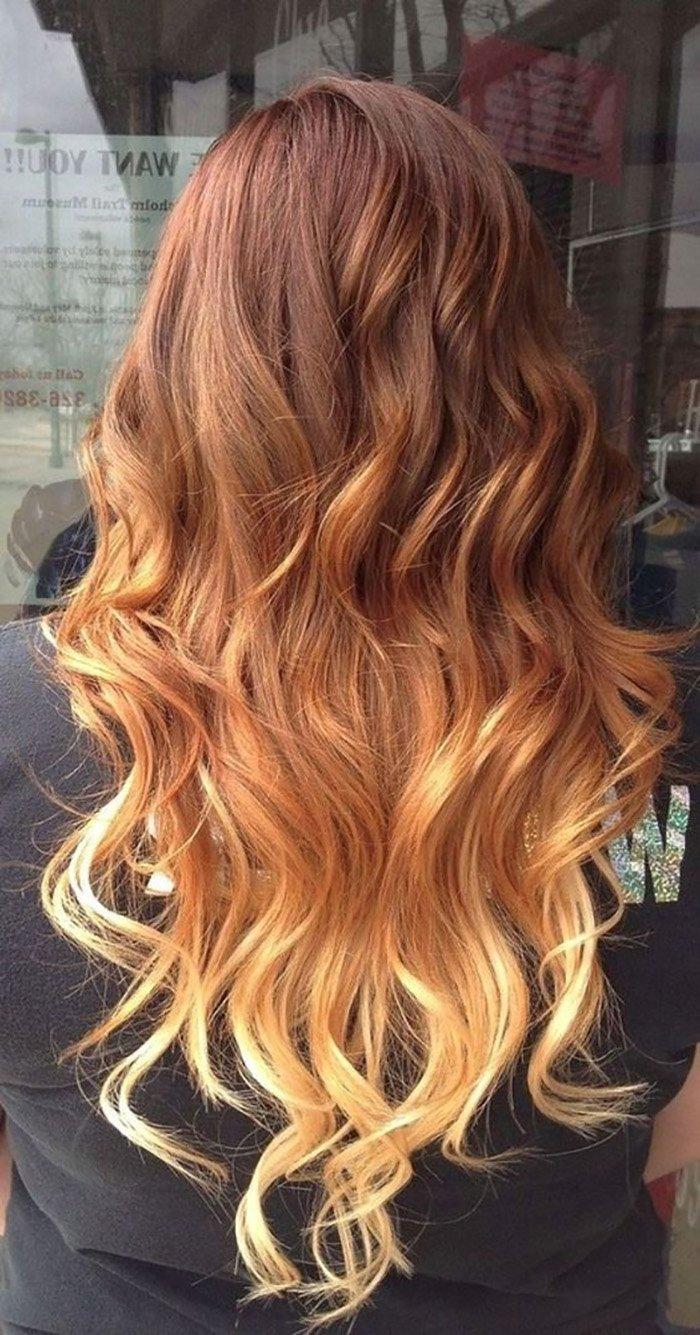 окрашивание волос с мелированием