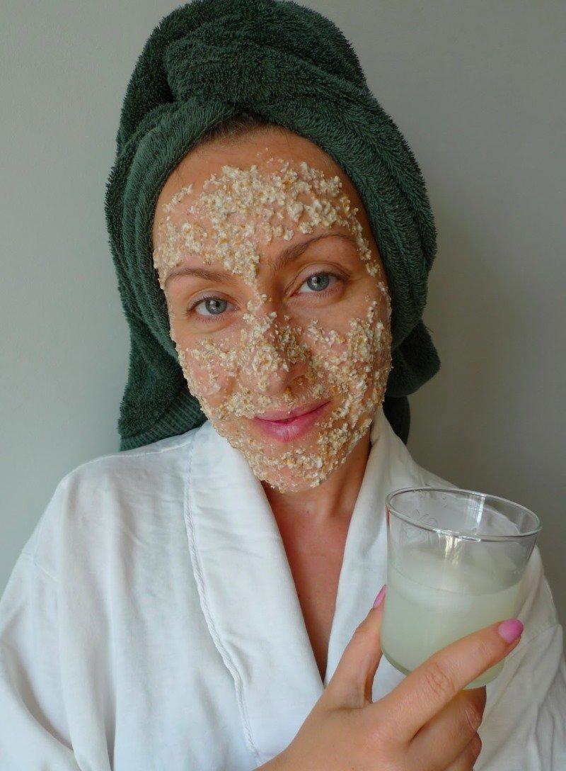 омолаживающие маски для лица в домашних условиях женщинам в 50 лет
