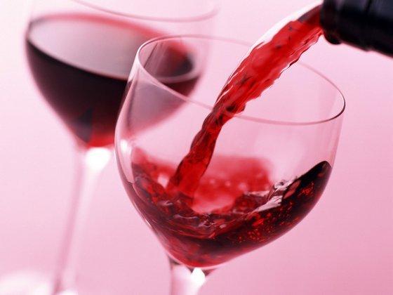 красно вино