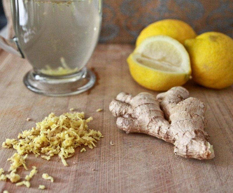 Рецепт имбирного чая с чесноком для похудения