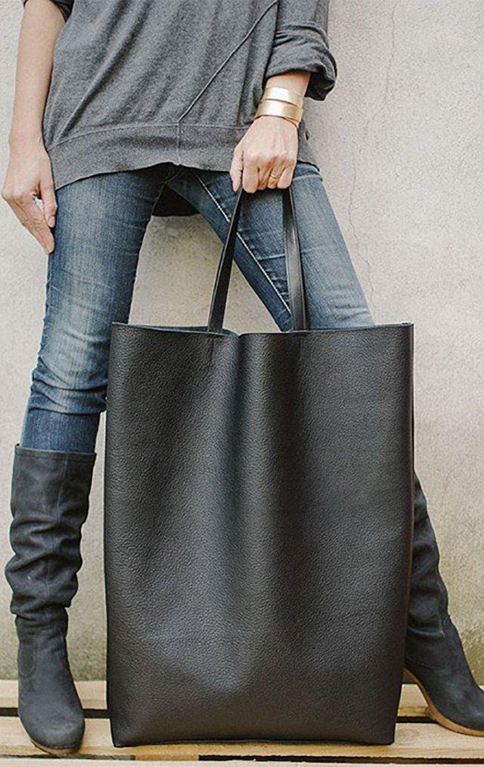 тяжелая сумка