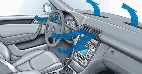 Не включай кондиционер сразу после запуска двигателя! Это может иметь трагические последствия…