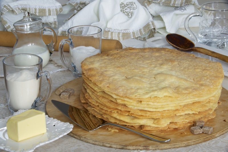 греческий торт с грецкими орехами рецепт