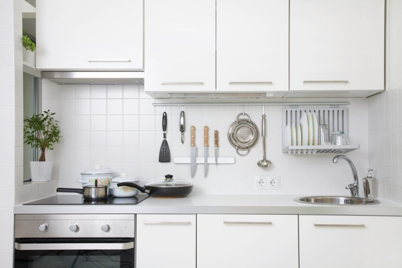 Куда деть тряпочку на кухне, чтобы она не портила эстетику интерьера Вдохновение,Советы,Дизайн,Дом,Интерьер,Квартира,Уют