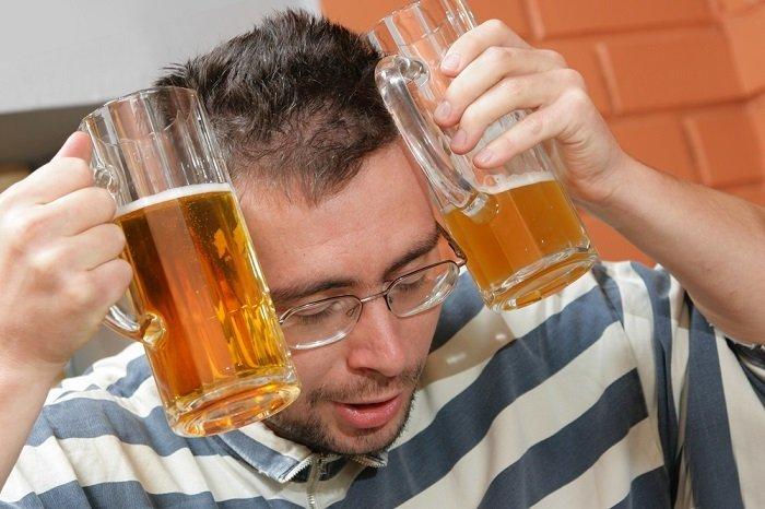 отказ от алкоголя и внешность
